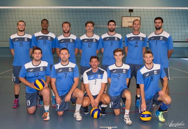 L'équipe N2 saison 2015-2016
